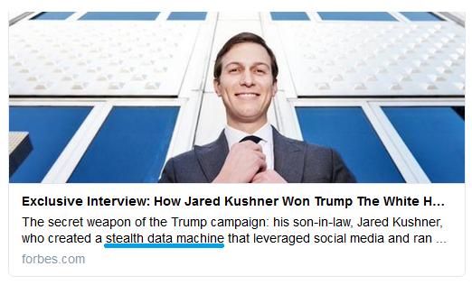 "Trump Tower's ""Stealth Russian Data Machine"""